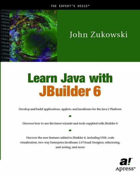 Learn Java with JBuilder 6 - Coverbild