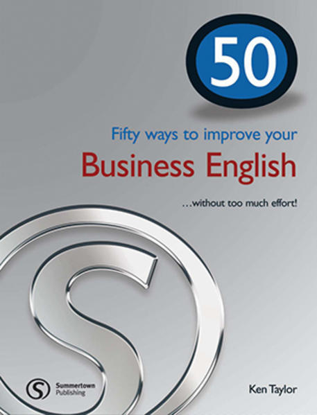 Fifty ways to improve your Business English - Coverbild