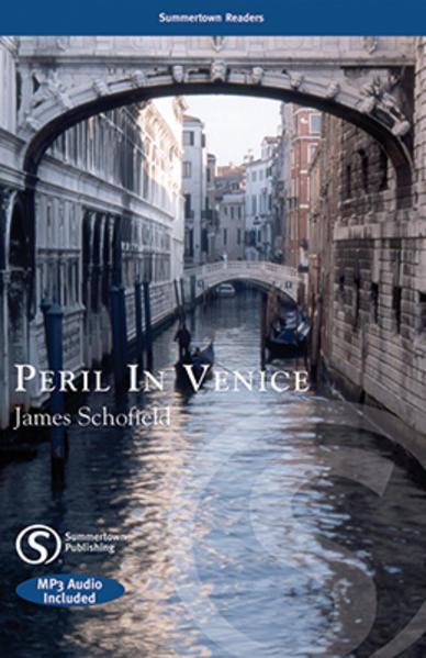 Peril in Venice - Coverbild