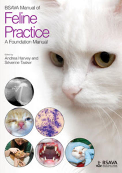 BSAVA Manual of Feline Practice - Coverbild