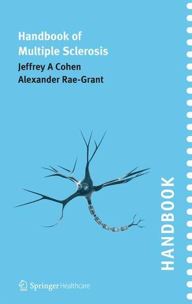 Handbook of Multiple Sclerosis - Coverbild