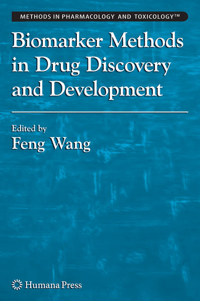 Biomarker Methods in Drug Discovery and Development - Coverbild