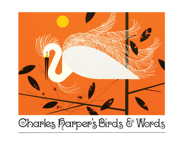 Charley Harpers's Birds & Words - Coverbild