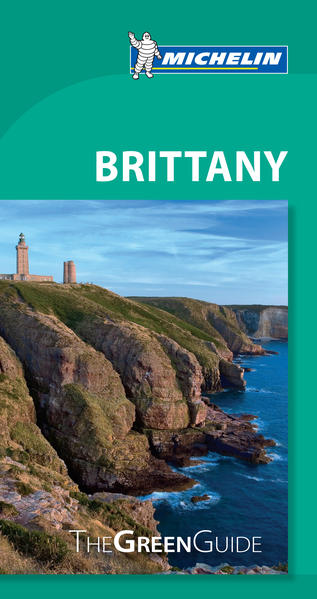Michelin The Green Guide Brittany - Coverbild