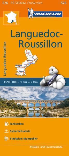 Kostenloses PDF-Buch Michelin Languedoc-Roussillon