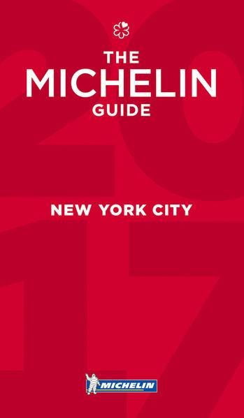 MICHELIN New York City 2017 - Coverbild