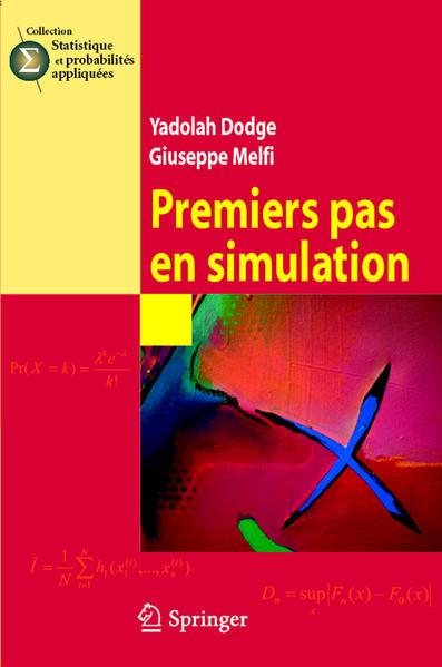 Premiers pas en simulation - Coverbild