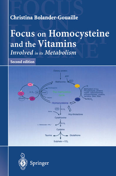 Focus on Homocysteine and the Vitamins - Coverbild