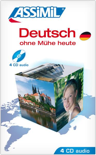 ASSiMiL Deutsch als Fremdsprache / Assimil Deutsch ohne Mühe heute - Coverbild