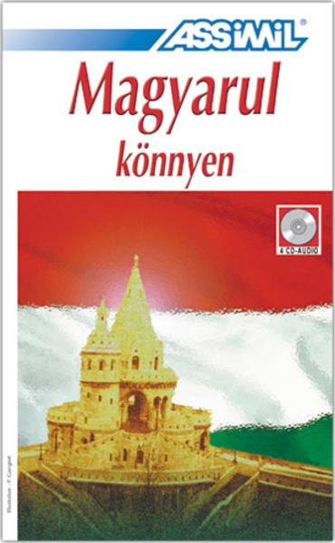 Assimil Ungarisch ohne Mühe - Coverbild