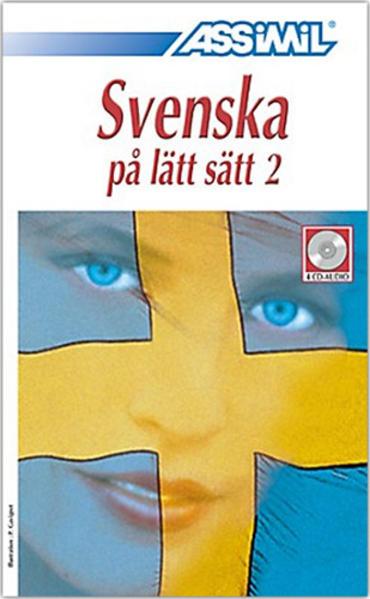 ASSiMiL Selbstlernkurs für Deutsche / Assimil Schwedisch ohne Mühe - Coverbild