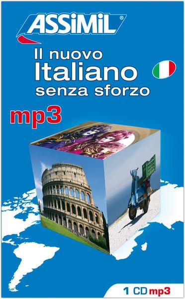 ASSiMiL Selbstlernkurs für Deutsche / Assimil Italienisch ohne Mühe heute - Coverbild
