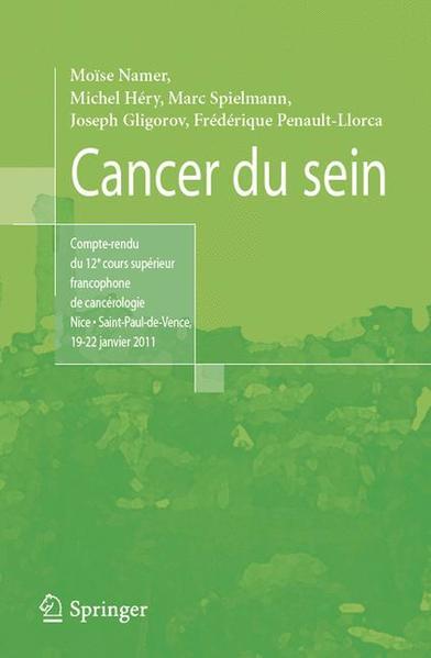 Cancer du sein - Coverbild