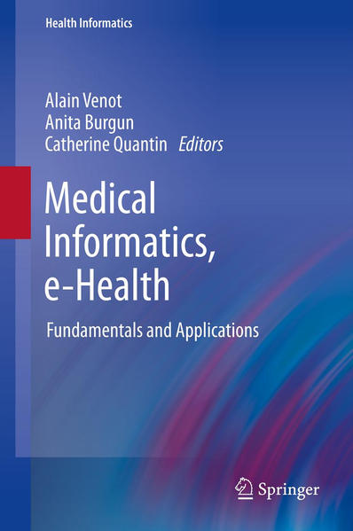 Medical Informatics, e-Health - Coverbild