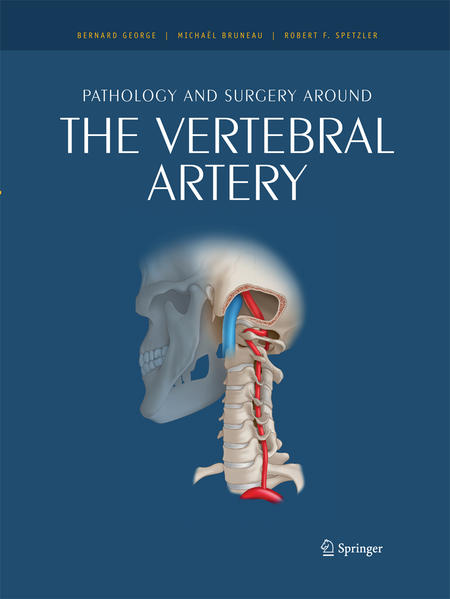 Pathology and surgery around the vertebral artery - Coverbild