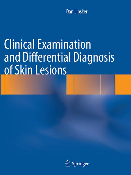 Clinical Examination and Differential Diagnosis of Skin Lesions - Coverbild