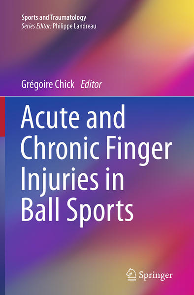 Acute and Chronic Finger Injuries in Ball Sports - Coverbild
