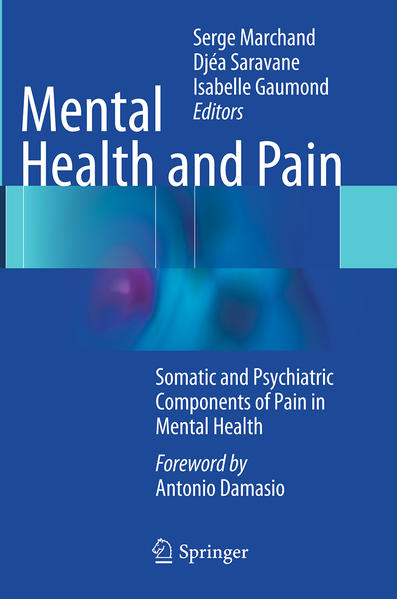 Mental Health and Pain - Coverbild