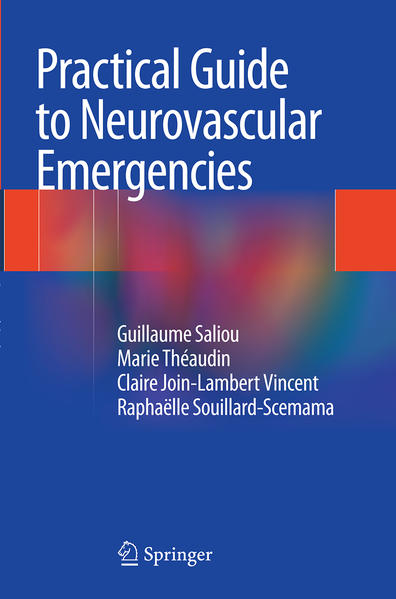 Practical Guide to Neurovascular Emergencies - Coverbild
