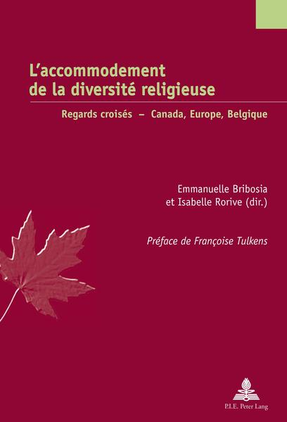 L'accommodement de la diversité religieuse - Coverbild