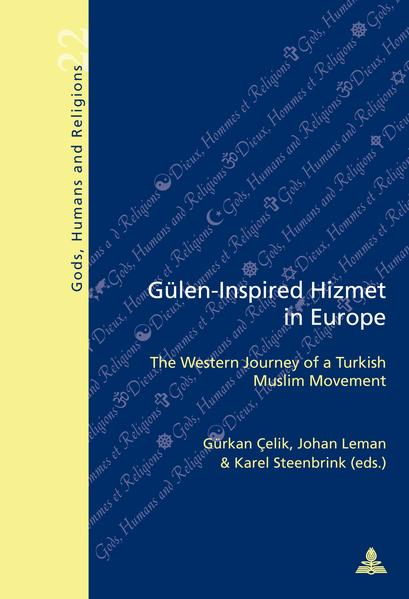 Gülen-Inspired Hizmet in Europe - Coverbild