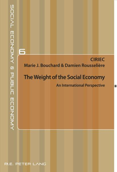 The Weight of the Social Economy - Coverbild