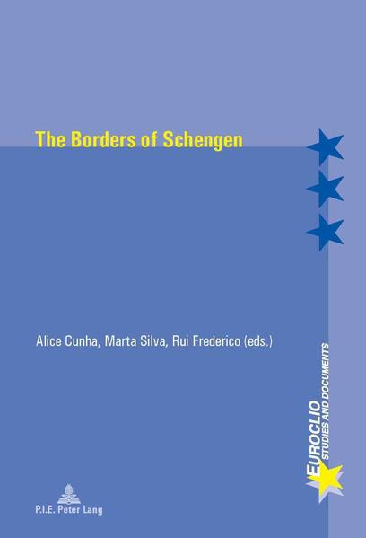 The Borders of Schengen - Coverbild