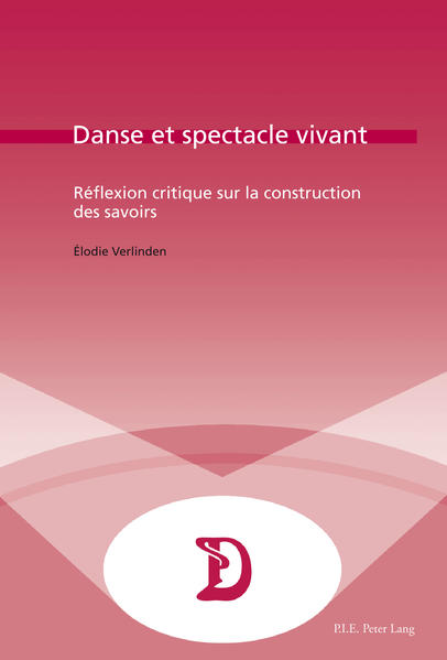 Danse et spectacle vivant - Coverbild