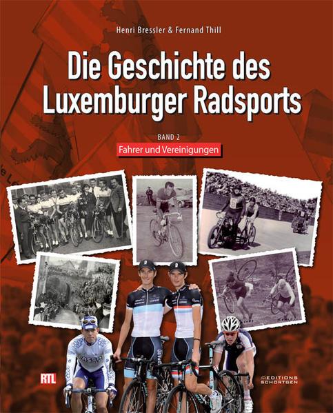 Die Geschichte des Luxemburger Radsports - Coverbild