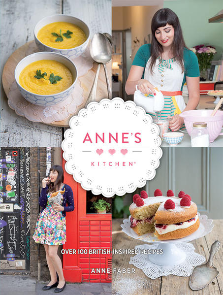 Anne's Kitchen - Coverbild