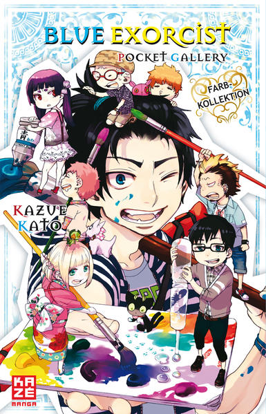 Blue Exorcist Pocket Gallery - Coverbild