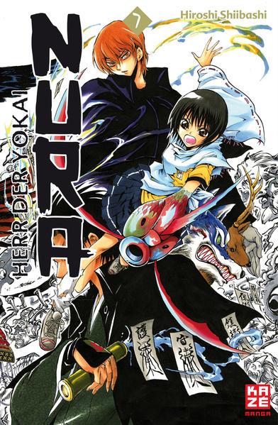 Nura - Herr der Yokai 07 - Coverbild