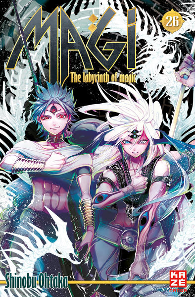 Magi 26 - Coverbild
