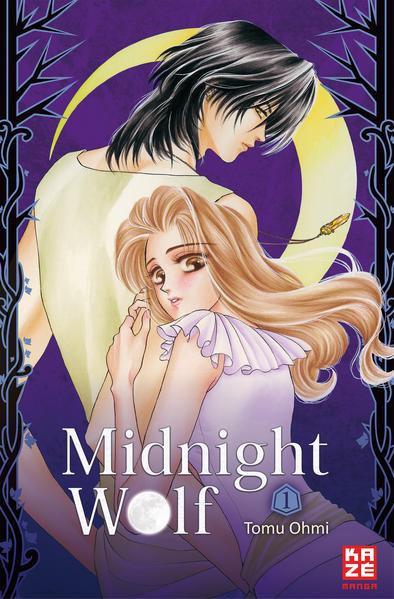 Midnight Wolf 01 - Coverbild