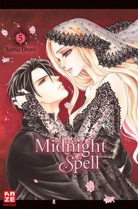 Midnight Spell 05 Cover