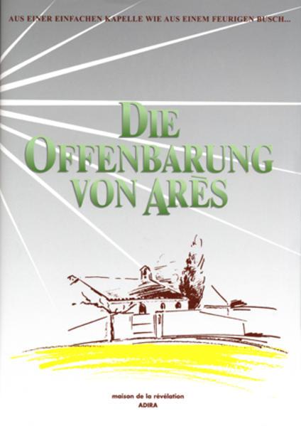 Die Offenbarung von Arès - Coverbild