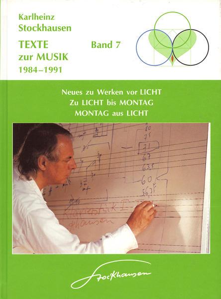 Texte zur Musik 1984-1991 - Coverbild