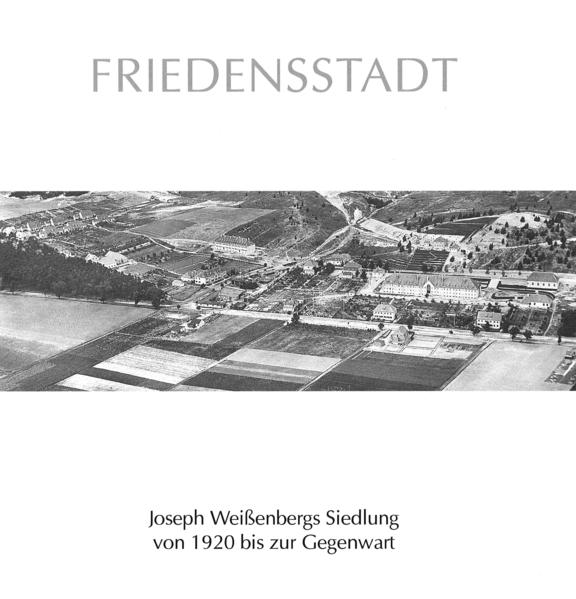 Friedensstadt - Coverbild