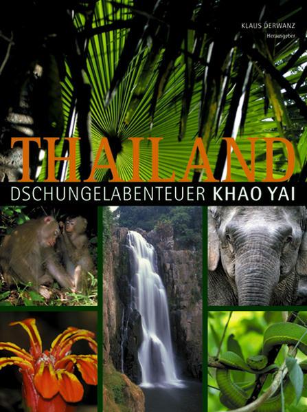 Thailand Dschungelabenteuer Khao Yai - Coverbild