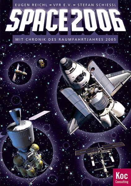 Raumfahrt-Jahrbuch (VFR e.V.) / Space 2006 - Coverbild