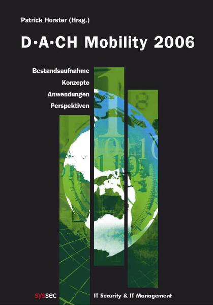 DACH Mobility 2006 - Coverbild