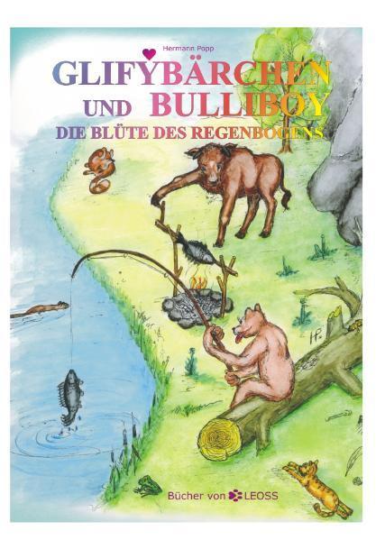 Glifybärchen und Bulliboy - Coverbild