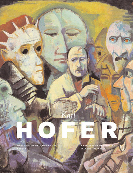 Karl Hofer - Coverbild