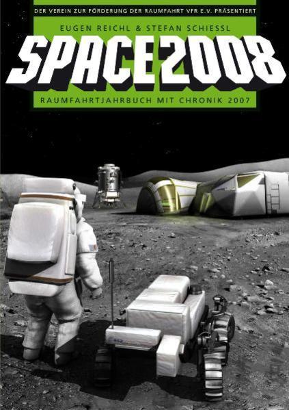 Raumfahrt-Jahrbuch (VFR e.V.) / Space 2008 - Coverbild