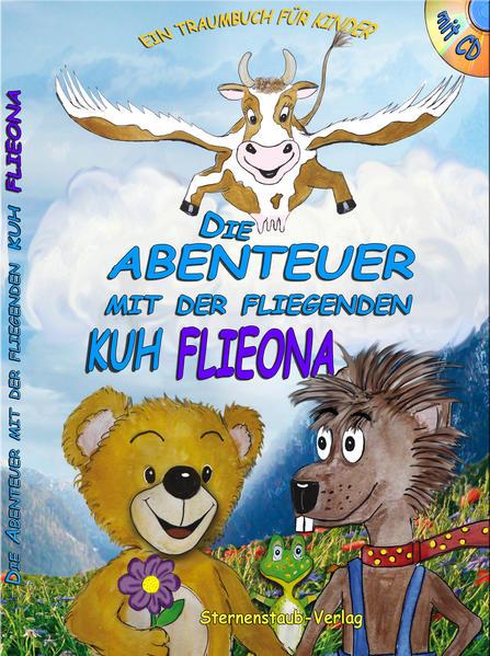 Die Abenteuer mit der fliegenden Kuh Flieona - Coverbild