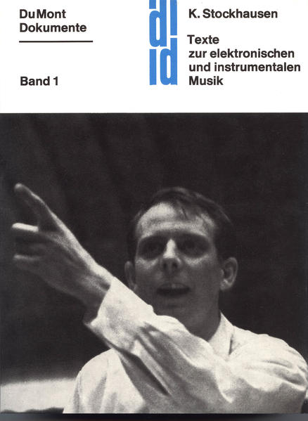 Texte zur elektronischen und instrumentalen Musik - Coverbild
