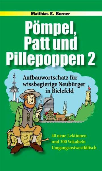 Pömpel, Patt und Pillepoppen 2 - Coverbild