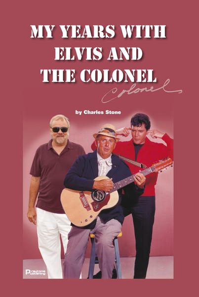 My Years With Elvis & The Colonel - Coverbild