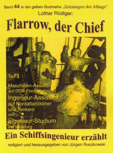 Flarrow, der Chief (1) - Coverbild