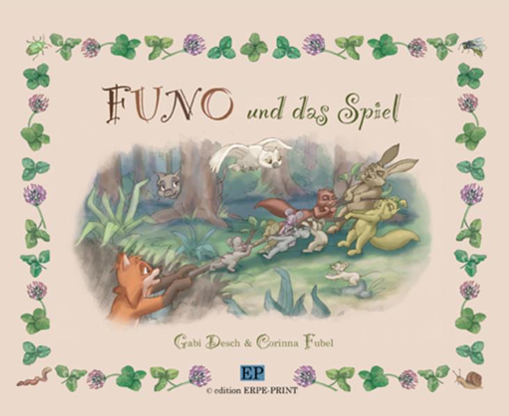 Funo und das Spiel - Coverbild